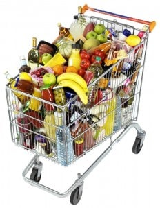 Save when grocery shopping - part 1