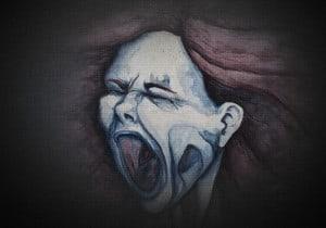 Screaming Wife